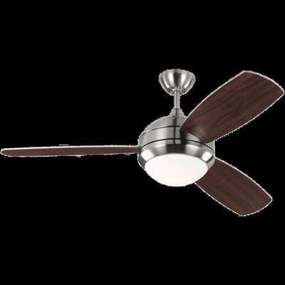 """52"""" Discus Trio Ceiling Fan - Circa Lighting"""