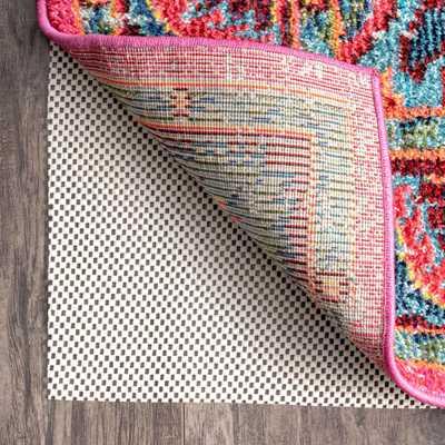 Non-Slip Comfort Grip 8 ft. Square Rug Pad - Home Depot
