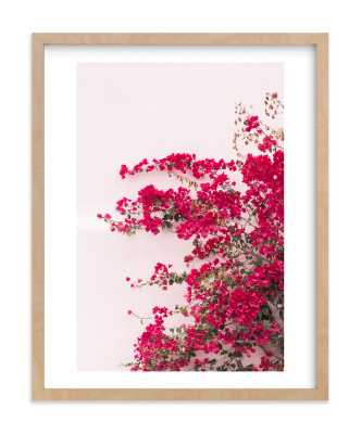 Bright Bougainvillea limited edition print by The One With Wanderlust - Minted