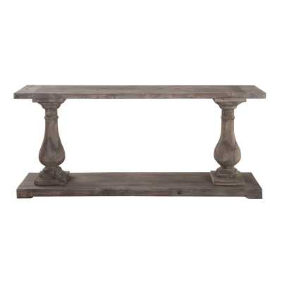 CAROLINA CONSOLE TABLE - Perigold