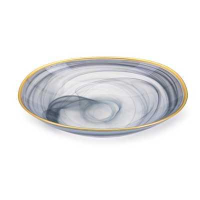 Yazel Glass Bowl - Mercer Collection