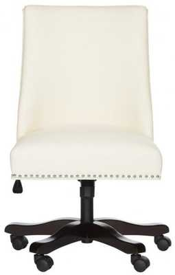 Scarlet Desk Chair - Cream - Arlo Home - Arlo Home