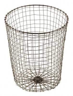Ivanka 6 Waste Basket - Wayfair