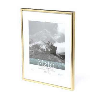 """Picture Frame, Gold, 8"""" x 10"""" - Wayfair"""