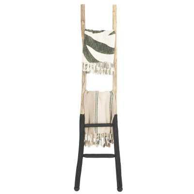 Wood 6 ft Blanket Ladder - Wayfair