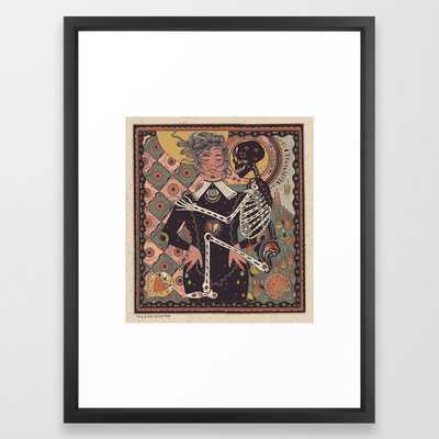 Santa Muerte -Inspired by Penny Dreadful: City of Angels Framed Art Print - Society6