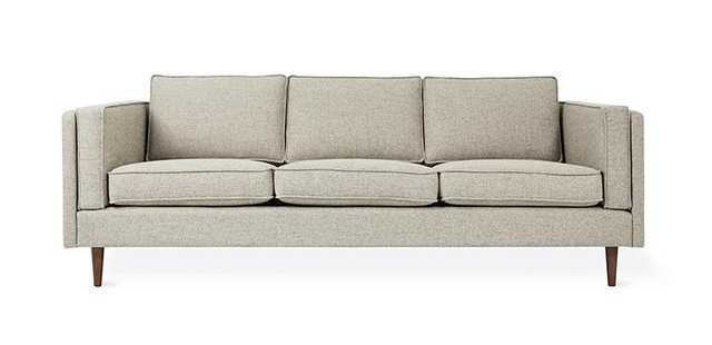 Adelaide Sofa in Leaside Driftwood design by Gus Modern - Burke Decor