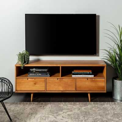 """Gervais TV Stand for TVs up to 58"""" - Wayfair"""
