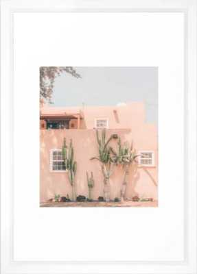 Vintage Los Angeles Framed Art Print - Society6