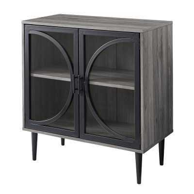 Violetta 2 Door Accent Cabinet - Wayfair