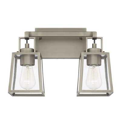 HANGING LANTERNS VANITY LIGHT - 2 LIGHT - Shades of Light