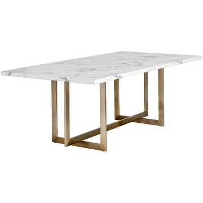 Rosellen Dining Table - High Fashion Home