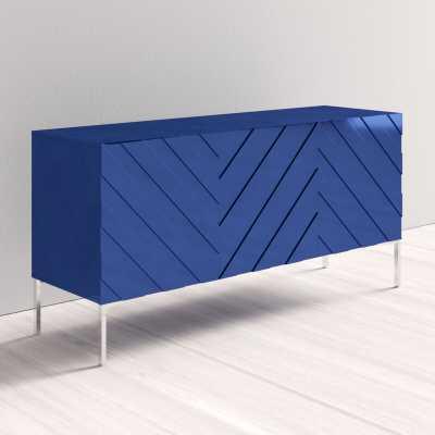 """Malcom 64"""" Wide Birch Wood Sideboard - AllModern"""