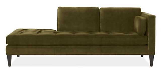 Hutton Right-Back Sofa/Chaise - Room & Board