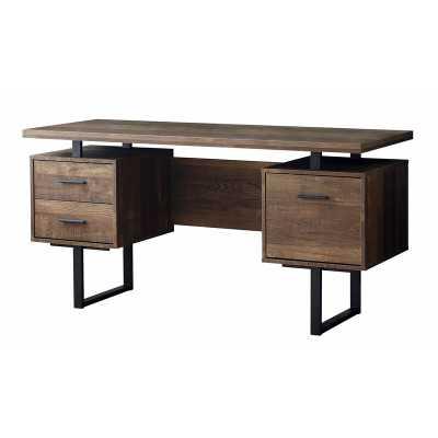 Schumacher Credenza Desk - Wayfair