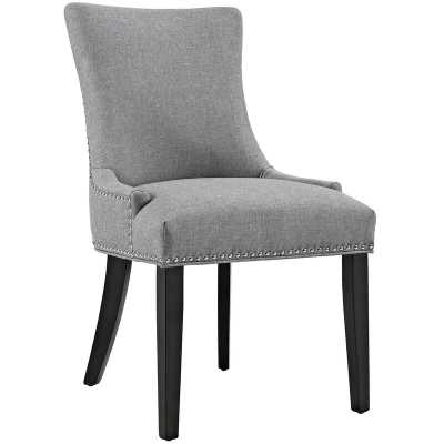 Dremil Arm Chair / Gray - Wayfair