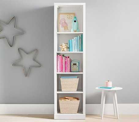 Preston Bookcase Tower, Simply White - Pottery Barn Kids