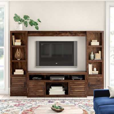 Yessenia Entertainment Center for TVs up to 78 inches - Wayfair