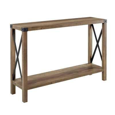 "Arsenault Urban 46"" Console Table - Birch Lane"
