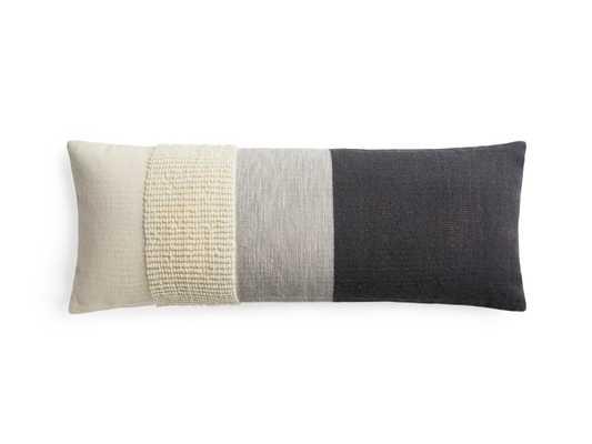 Tonal Lumbar Pillow Cover - Parachute