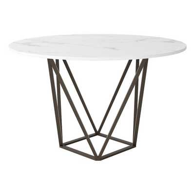 Francesca Dining Table - Wayfair