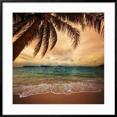 Tropical Beach - art.com