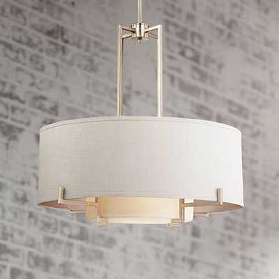 "Possini Euro Concentric Shades 28"" Wide Pendant Light - Lamps Plus"