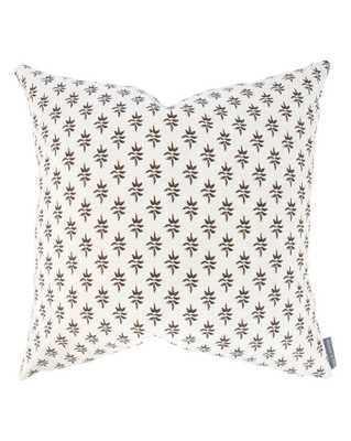 "DOROTHY PILLOW WITHOUT INSERT, 20"" x 20"" - McGee & Co."