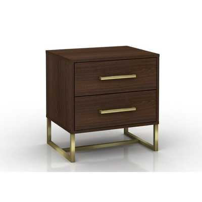 Sely 2 Drawer Nightstand - AllModern