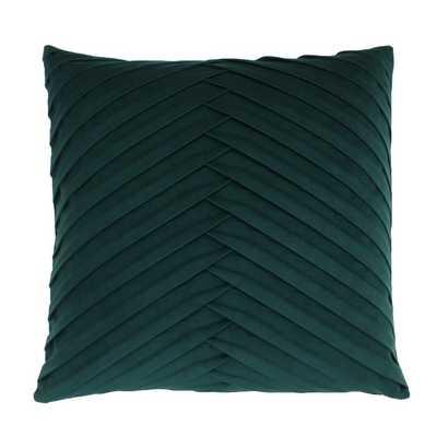 West Bridgewater Velvet Throw Pillow - AllModern