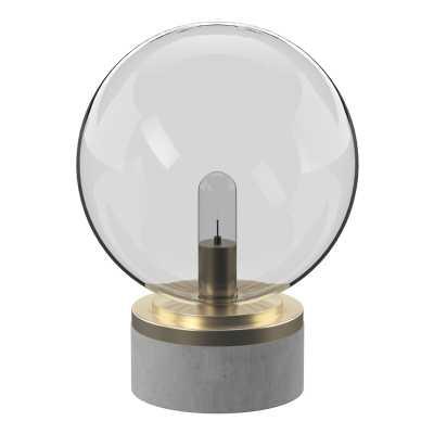 "Jakey 10"" Table Lamp - Wayfair"