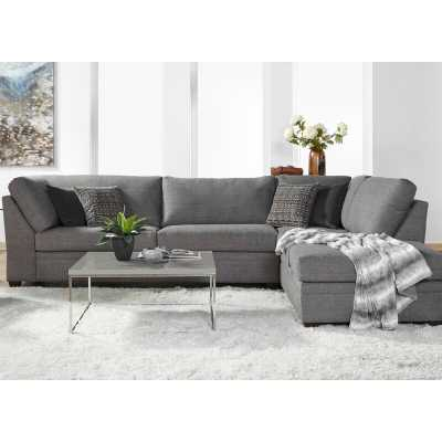"Perrault 130"" Right Hand Facing Sectional - Wayfair"
