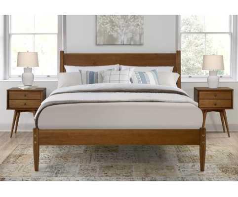 Grady Solid Wood Platform Bed - Wayfair