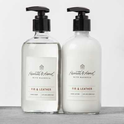 Hand Soap Fir & Leather - Hearth & Hand™ with Magnolia - Target