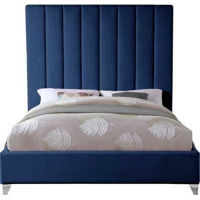 Alaysia Upholstered Platform Bed - Wayfair