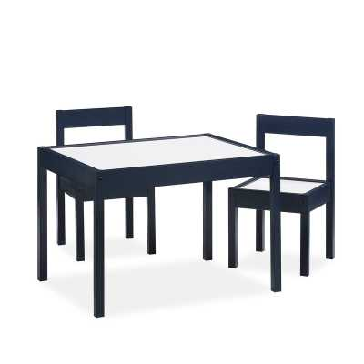 Ramona Kids 3 Piece Play Table and Chair Set - Wayfair