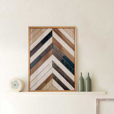"Wooden Wall Decor - 22""x16"" - Wayfair"