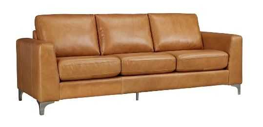 Anson Leather Sofa - Inspire - Target
