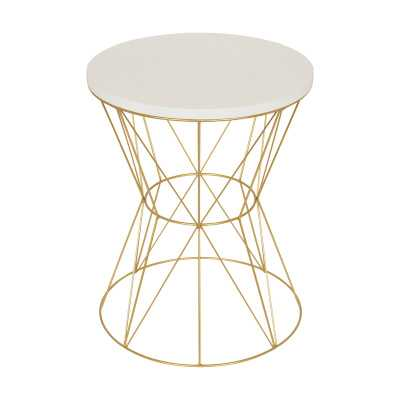 Gove Pedestal End Table - Wayfair
