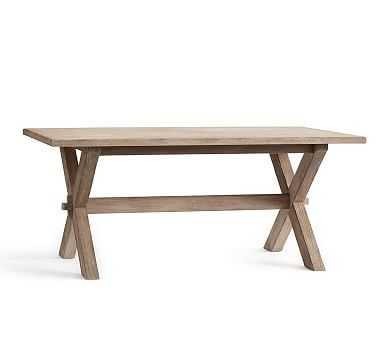 Toscana Dining Table, Seadrift - Pottery Barn