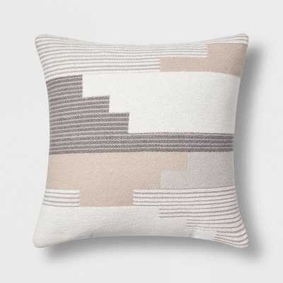 Southwest Geo Square Throw Pillow - Project 62™ - Target