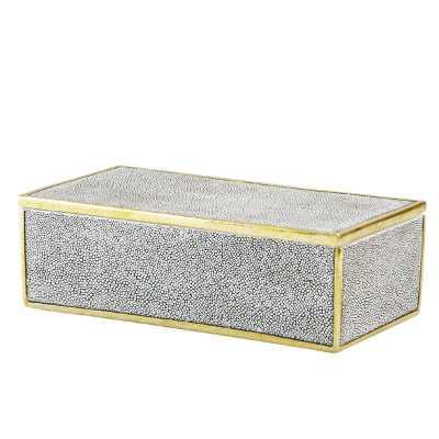 Jolinda Resin Decorative Box - Wayfair