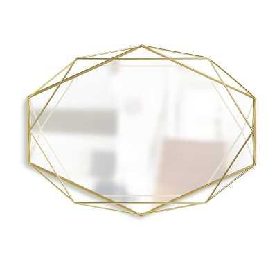 Prisma Modern & Contemporary Accent Mirror - Wayfair
