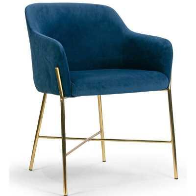 Vergas Upholstered Dining Chair - Wayfair