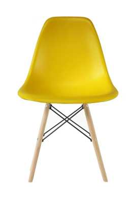 Hanshaw Modern Kids Chair with Natural Legs - Wayfair