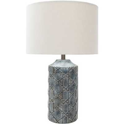 "Brenda - 16""W x 26.75""H Table Lamp - Neva Home"