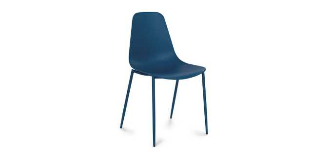 Svelti NAVY BLUE Dining Chair, set of 2 - Article