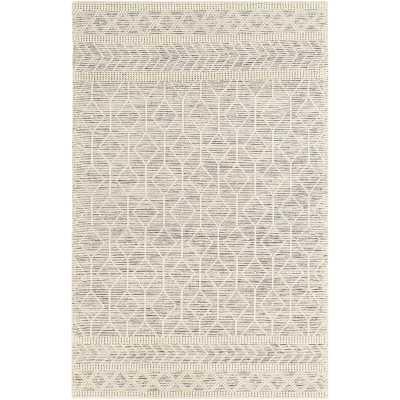 Clancy Oriental Handmade Flatweave Wool Area Rug - Birch Lane