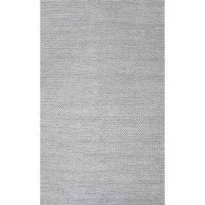 Colbie Handwoven Light Gray Area Rug 8 x 10 - AllModern