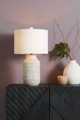 Wren Table Lamp - Anthropologie